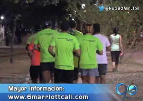 Santa Fe, una carrera nocturna y esgrima en el Panorama Deportivo