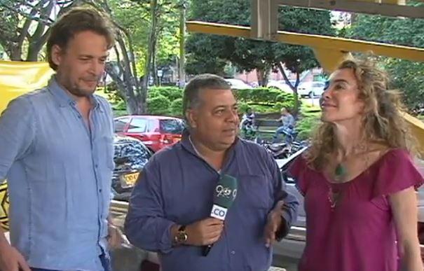 """""""Una relación pornográfica"""" llega a Cali con Marcela Carvajal y Patrick Delmas"""