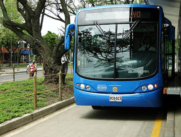 Por vacaciones, se suspende ruta P17 del MÍO