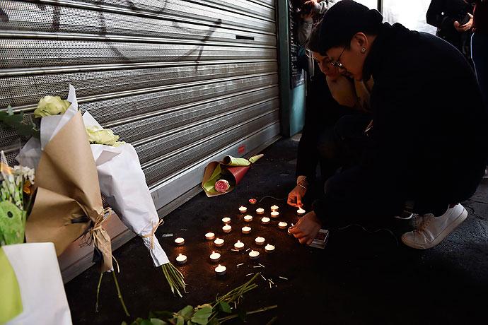 Francia le declara la guerra al Estado Islámico