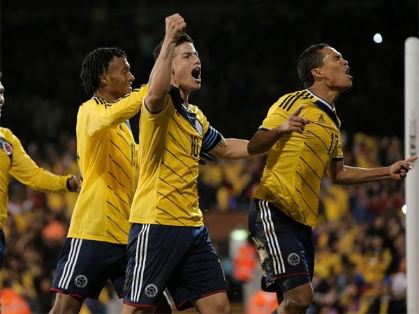 Regreso de James y ausencia de Falcao marcan convocatoria de Colombia