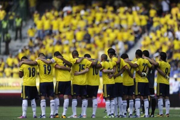 Selección Colombia es séptima en el ranking Fifa tras perder dos posiciones