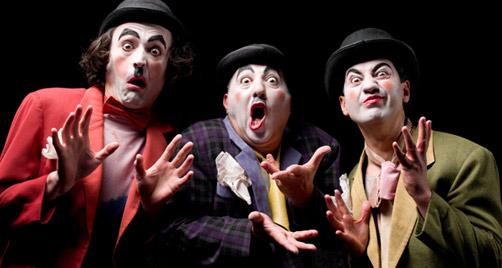 'Teatro en el teatrino': tres obras para deleitarse