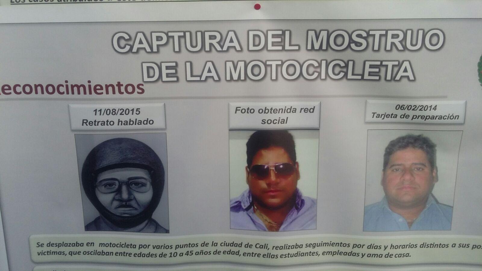 Violador en serie fue capturado por la Policía