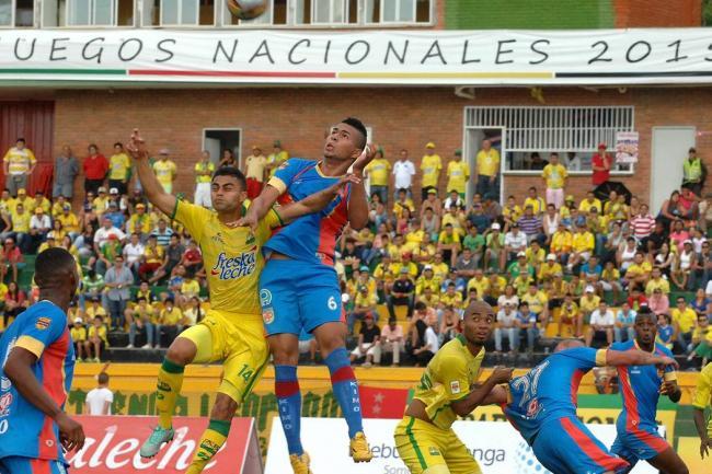 Cayó el Bucaramanga en Popayán, América a sacar ventaja