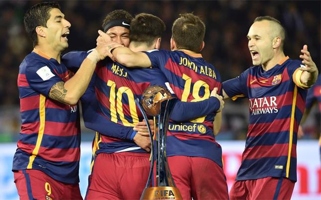 Barcelona no falló con su historia en Yokohama y venció a River Plate