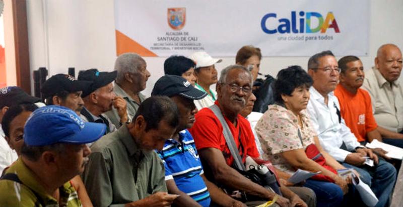 Adultos mayores recibirán subsidio hasta el 24 de diciembre
