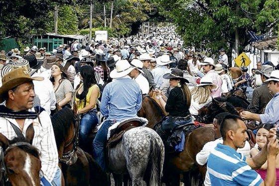 Cancelada Cabalgata de la Vallecaucanidad por falta de permisos