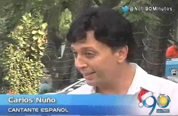 Carlos Nuño y Robin del Castillo presentes en la 58 Feria de Cali