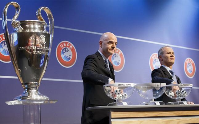 Se sortearon los octavos de final de la Champions League 2015-2016