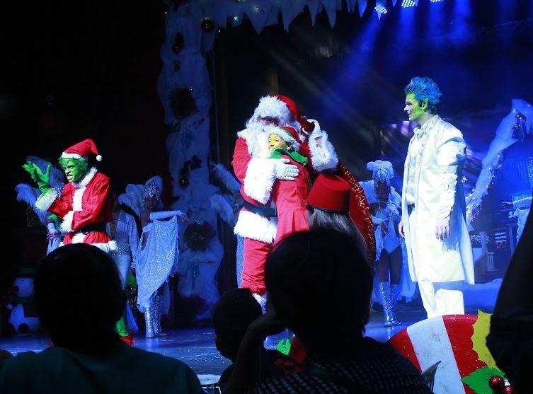 Llegó a Cali la magia del Circo de la Navidad, Diversión en Familia