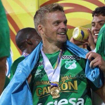 El argentino Cristian Nasuti rescindió su contrato con el Deportivo Cali