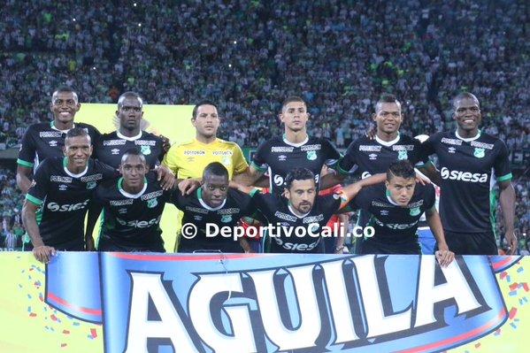 Deportivo Cali perdió en Medellín y no defenderá el título de la Liga