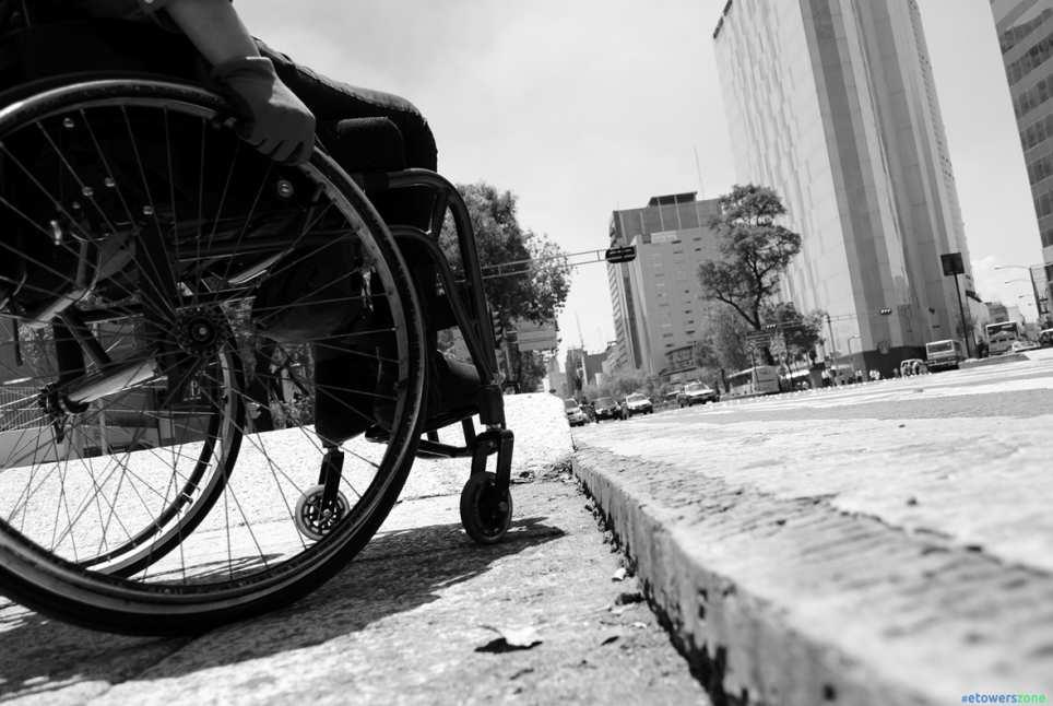 Luchamos contra las barreras actitudinales: discapacitados