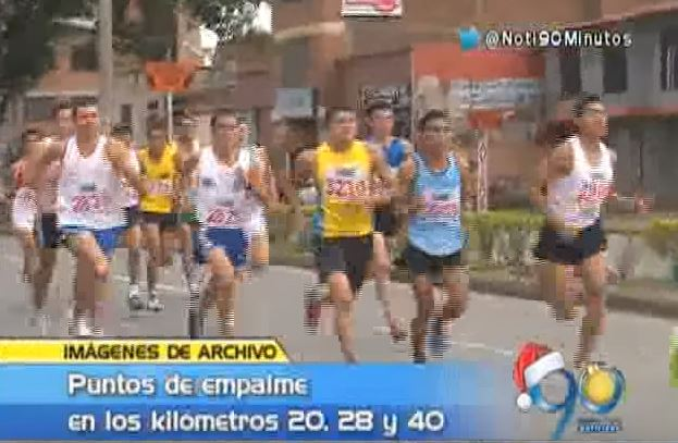 Este 31 de diciembre se correrá la carrera Vuelta a Santiago de Cali