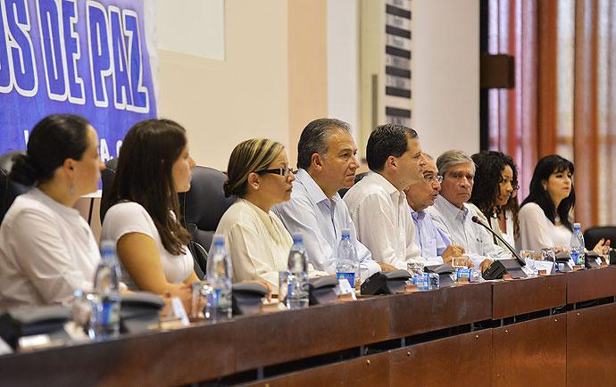 Gobierno y Farc llegaron a un acuerdo en el tema de víctimas