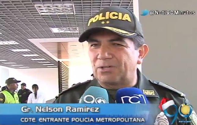 Habló el nuevo Comandante de la Policía Metropolitana de Cali