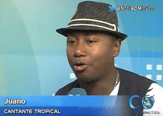 Juano presenta su nuevo trabajo musical 'Del Pacífico'