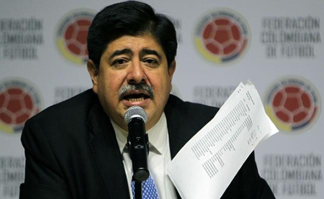 Luis Bedoya aceptó dos cargos en su contra en el caso Fifa