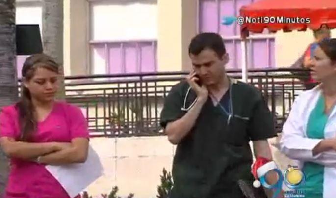 Director del HUV no ha sido sincero: Médicos del hospital