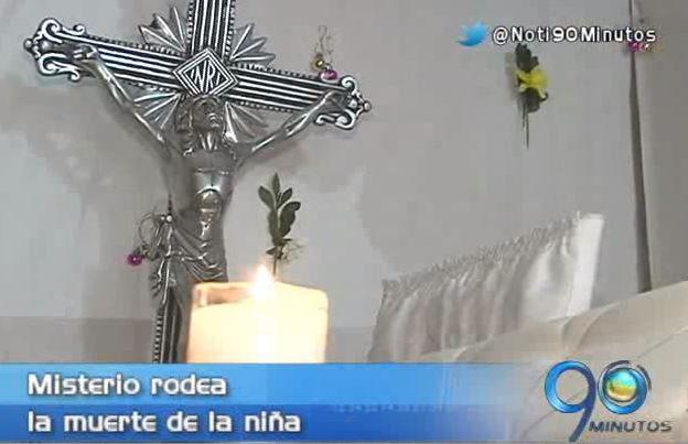 Investigan misteriosa muerte de una menor en el barrio Llano Verde