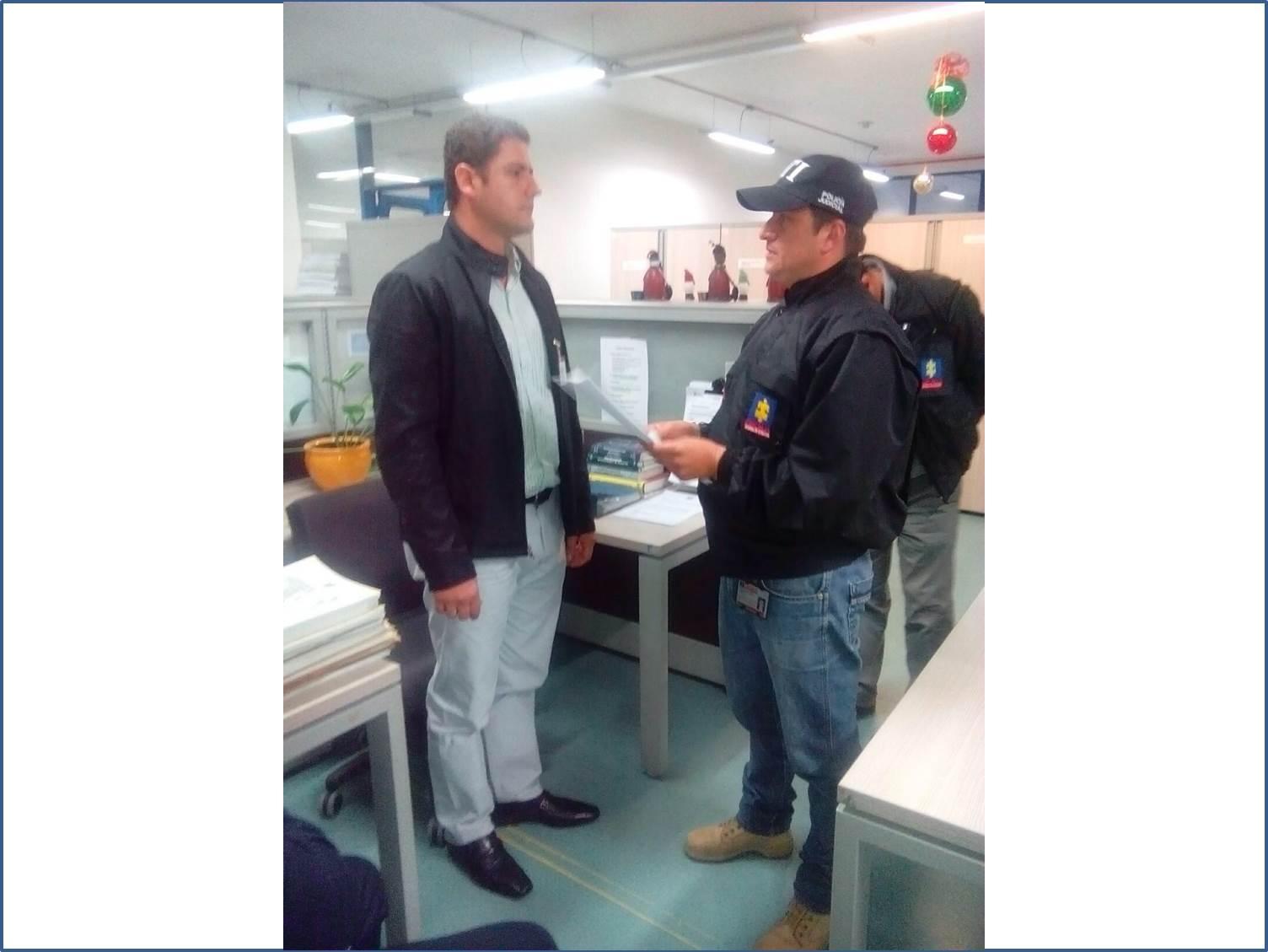Capturado Fernando Murgueitio, alcalde de Yumbo