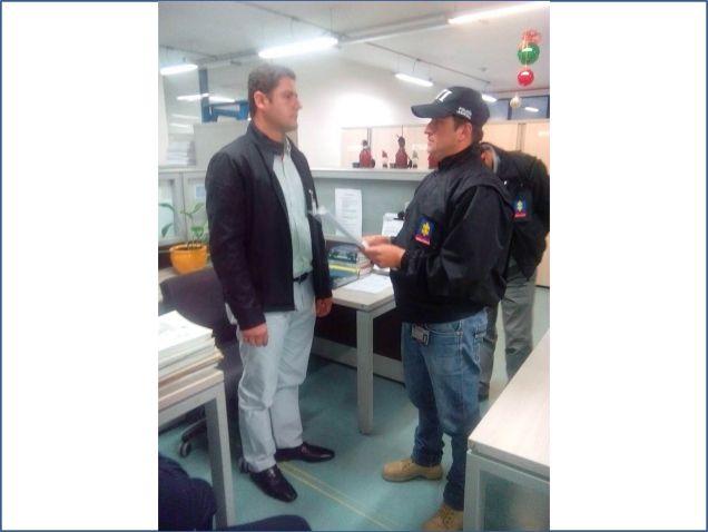 Fiscalía dejó en libertad al alcalde de Yumbo, Fernando Murgueitio