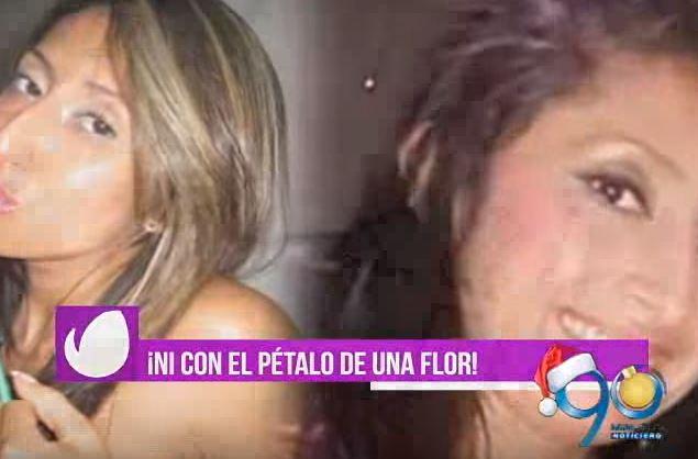 Serie: Ni Con El Pétalo De Una Flor (parte 3)