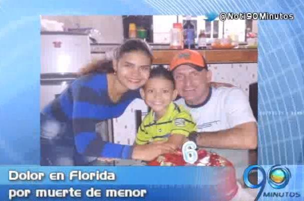Niño de 6 años murió en intento de atraco a sus padres