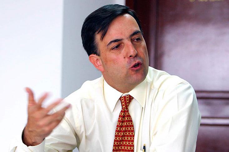 Juan Carlos Galindo se posesionó como nuevo Registrador Nacional