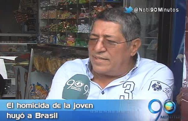 Habla el padre de la mujer asesinada por un hombre capturado en Brasil