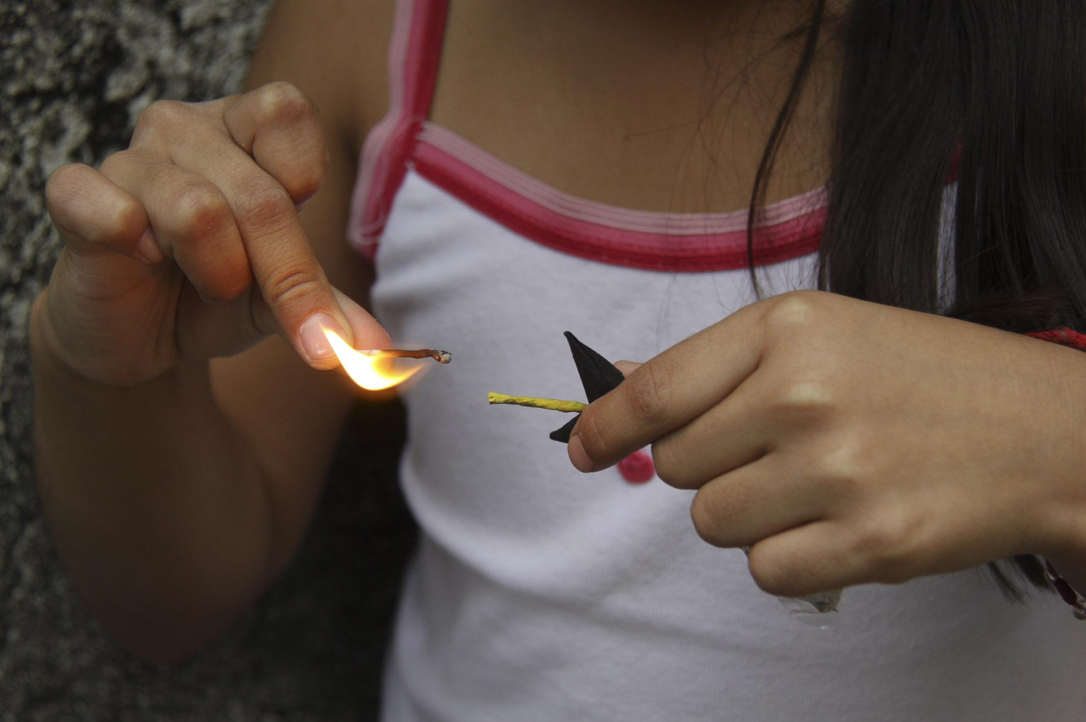 Más de 300 quemados con pólvora en el país en lo corrido de este mes