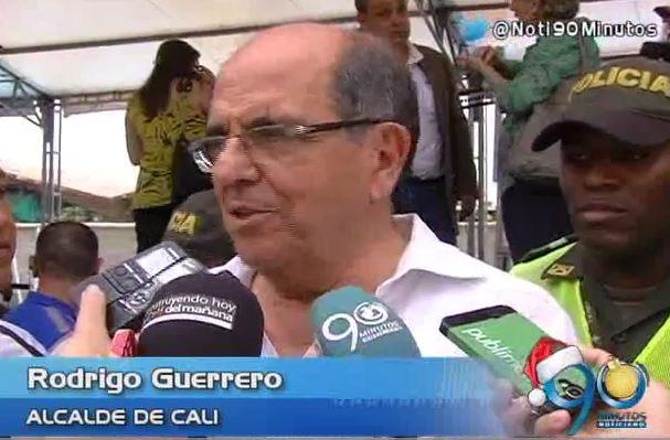 Alcalde Rodrigo Guerrero entregó balance de su administración