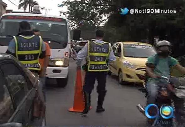Secretaría de Tránsito presentó el plan de seguridad para fin de año