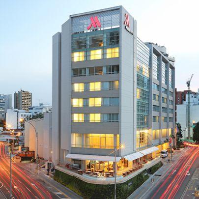 Ocupación del sector hotelero va en aumento en Colombia en 2016