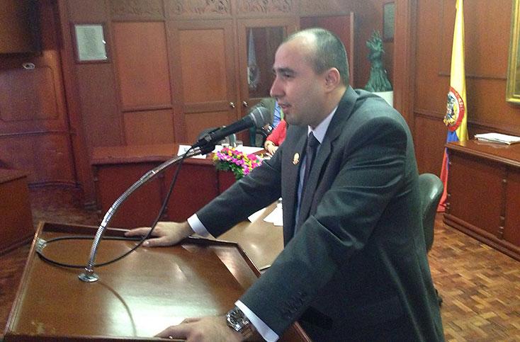 José Ignacio Arango elegido Contralor Departamental del Valle