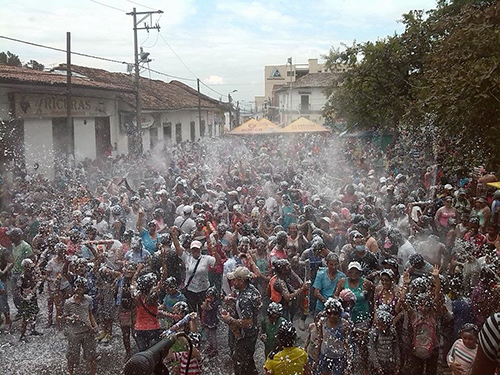 Cerca de 50 afectados por estuco durante fiestas en Santander de Quilichao