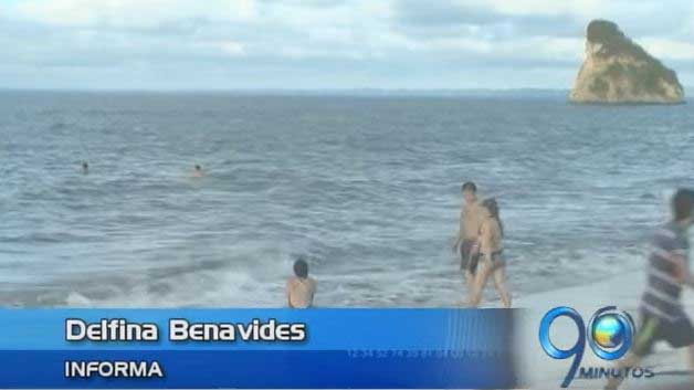 Por ausencia de salvavidas murió joven ahogado en playa de Tumaco