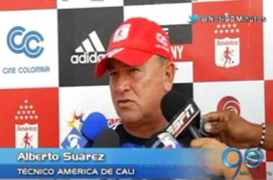 Alberto Suárez dice estar satisfecho con el equipo que se está formando este año