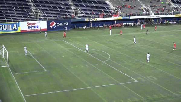 América perdió 2-0 ante Atlético Nacional en Estados Unidos
