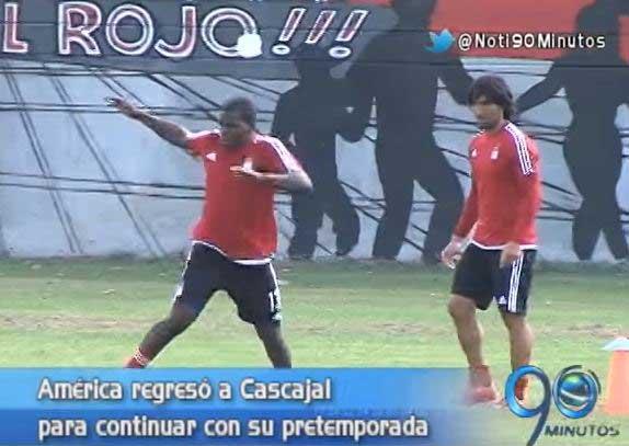Alberto Suárez reconoce que al América le falta trabajo para esta temporada