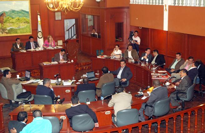 Diputados del Valle interpondrán acción de tutela al CNE