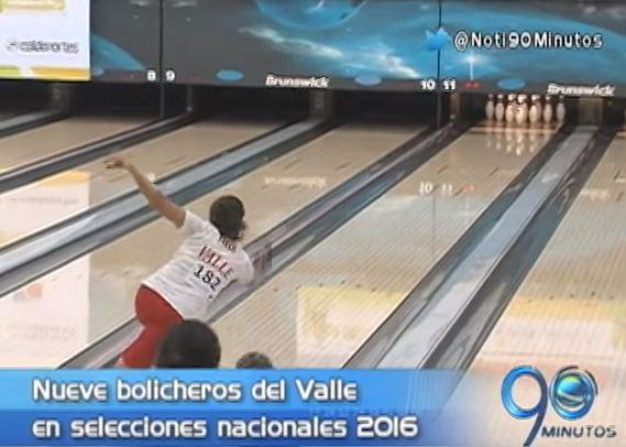 El Valle aportó 9 bolicheros a la Selección Colombia de bolo
