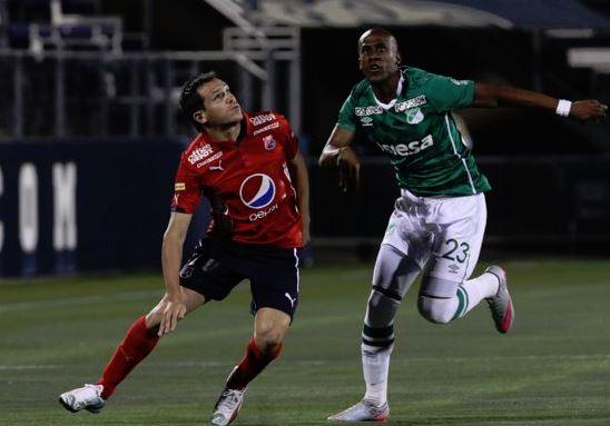 Deportivo Cali empató ante Medellín en el cuadrangular de EE.UU.