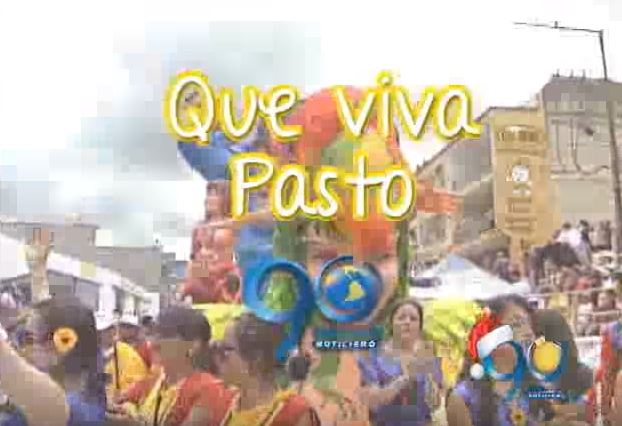 Así se vive el Carnaval de Negros y Blancos en Pasto