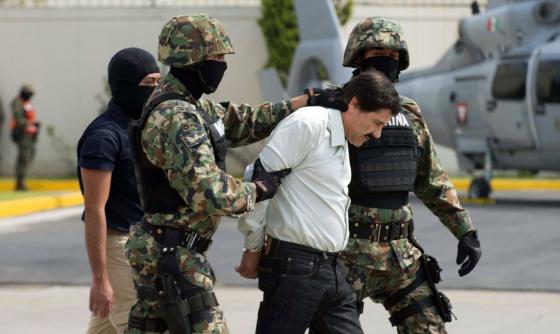 'Chapo' Guzmán el mayor narcotraficante del mundo fue recapturado