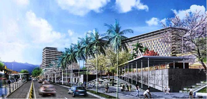 La EMRU presentó nuevos avances en el proyecto Ciudad Paraíso