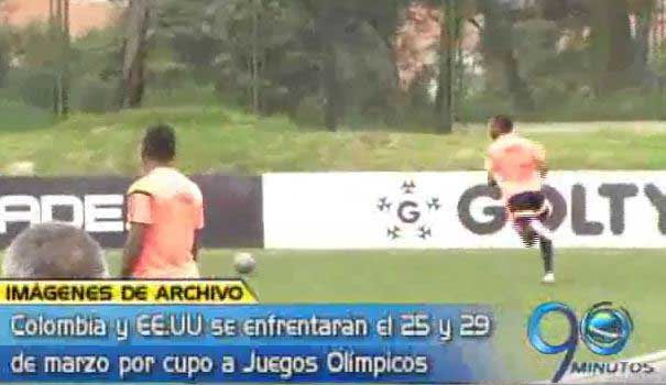 Colombia y EE. UU. disputarán el repechaje a Olímpicos en Barranquilla