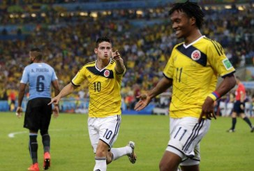 Cuadrado se sumó a concentración de Selección Colombia pensando en Qatar 2022