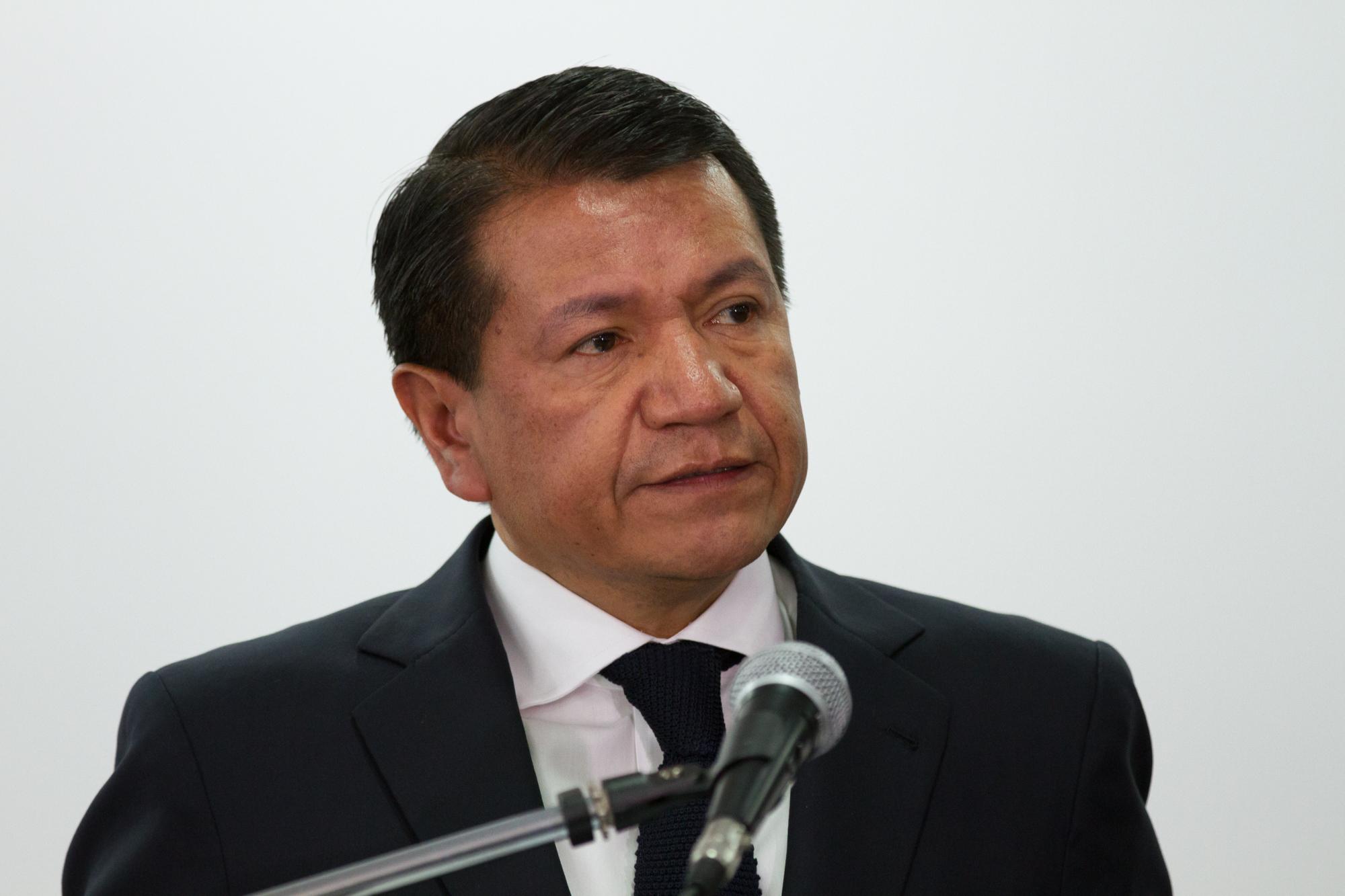 Jorge Armando Otálora oficializó su renuncia irrevocable